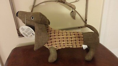 Dachshund stuffed Dog