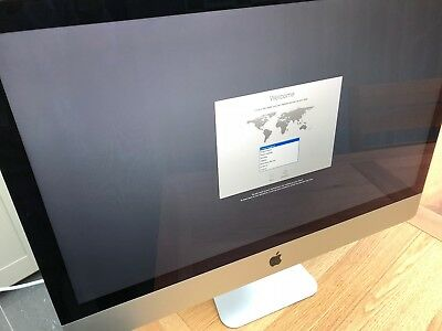 iMac (27-inch, Late 2012), 1TB, Intel 3.4GHz i7, 24GB DDR3, NVIDIA GTX 675MX
