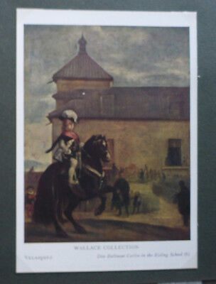 Vintage British Postcard - Wallace Art Collection