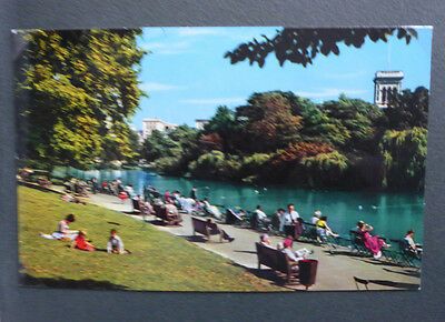 Vintage British Postcard - St James Park, London