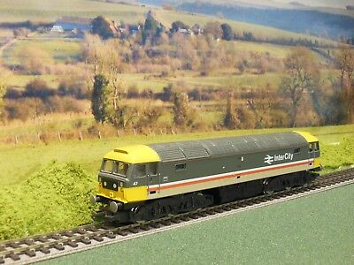 Hornby Class 47 locomotive in Inter City Livery   Unumbered   (UK built)