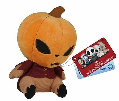 *NEW* The Nightmare Before Christmas: Pumpkin King Mopeez Plush by Funko