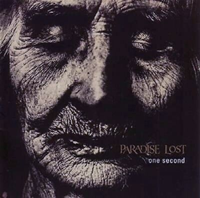 PARADISE LOST One Second - LP / Black Vinyl - 2017 Reissue (Remastered) 20TH