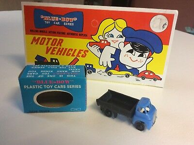 BLUE BOW (Blue Box) #40 TIPPER TRUCK Lesney Matchbox Hong Kong Copies 1960's