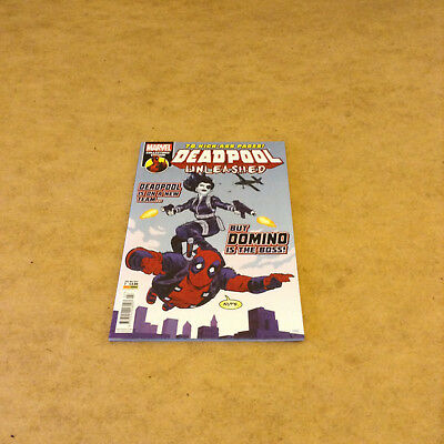 Marvel Collector's Edition Deadpool Unleashed Issue 7 15/11/2017 New & Unread
