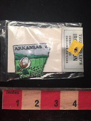 Smallish Arkansas Patch 79I2
