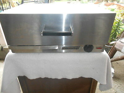 Commercial Roundup Food Warmer Modal WD 21A