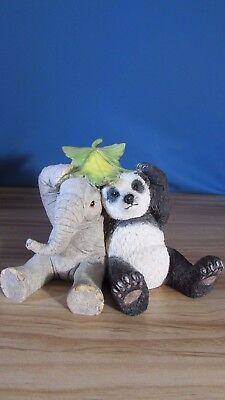 """Country Artists Elephant Tuskers Henry """"Panda To You"""""""