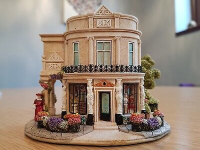 Lilliput Lane Going For A Song Ornament With Deeds