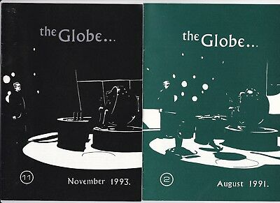 Globe Magazines Final Issue And 2Nd