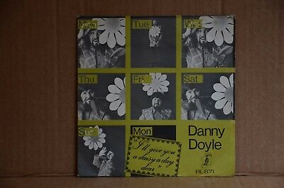 "Danny Doyle - Irish Showbands - 7"" Vinyl 1973"