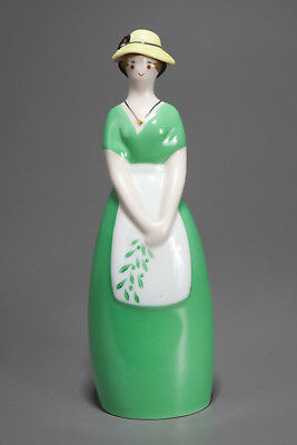 Robj Collection Decanter of Woman in Green Dress Villeroy & Bosch Portugal