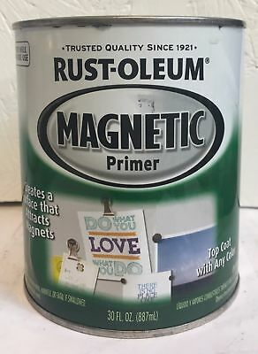Rust-Oleum Specialty Magnetic Primer 30 oz Create Surface That Attracts Magnets