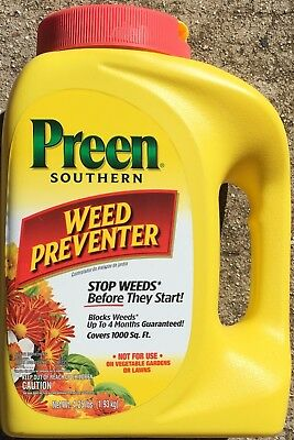 Preen Southern Weed Preventer Pre-emergent
