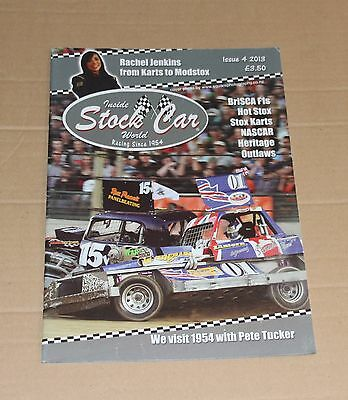 Inside Stock Car World magazine, Issue 4 2013