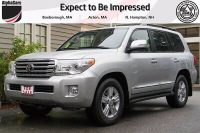 2013 Toyota Land Cruiser Land Cruiser Full Time 4WD Luxury SUV Loaded Dealer Serviced Southern Vehicle Financing & Trades
