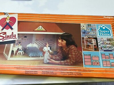 Sindy - Super Home - Bedroom Extension, boxed