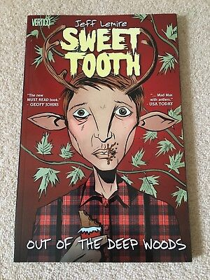 Sweet Tooth Volume 1 Out of The Deep Woods