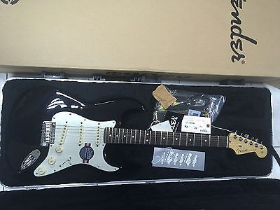 Fender American Standard Stratocaster Rosewood Neck BK 2012 Electric guitar NEW