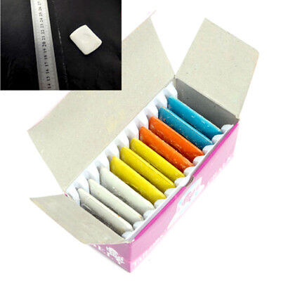 New 2x Assorted Tailor's Fabric Chalk Dressmaker's Pattern Marking Chalk Sewing