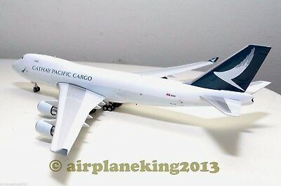 *Limited Ed.* Phoenix (1:400) CATHAY PACIFIC CARGO Boeing 747-467(ERF) B-LIA