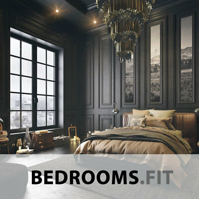 BEDROOMS.fit - Quality Domain Name