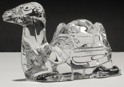 Waterford Crystal Nativity Collection Camel Figurine ~ Ireland