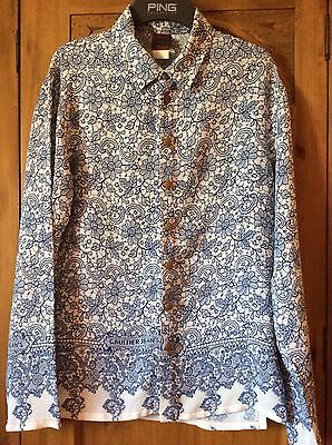 Vintage Jean Paul Gaultier Mens Shirt, Very well looked after, S-M.