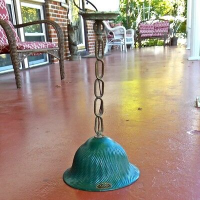 Original 1900s X-RAY Antique Vintage Steampunk Light Fixture Ceiling Industrial