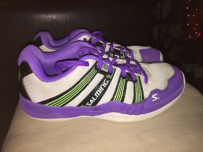Salming squash shoes size 6