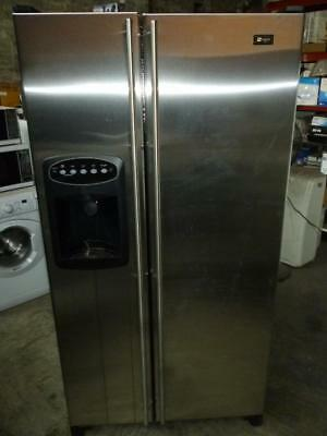 Maytag Side By Side S Steel Ice Maker&water dispencer large Family size fridge