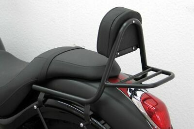 Sissy Bar VN 900 Custom, 2007-, schwarz