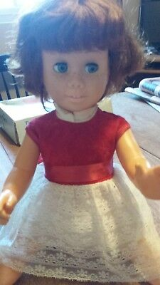Rare Vintage Canadian Chatty Cathy Doll