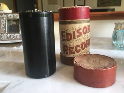 Edison Cylinder Record - No 13784 Rising Early In The Morning