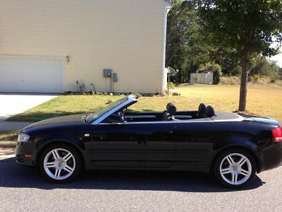 2008 Audi A4 2DR CABRIOLET/CONVERTIBLE 2.0T L4 DIR DOHC 16V FRONT WHEEL DRIVE 2008 Audi A4 Cabriolet 2.0T / We Ship Worldwide / Pickup is Free