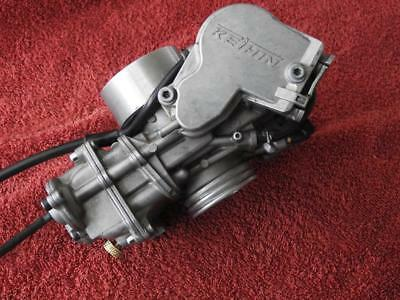 Keihin FCR39MX  modified for DR650SE and  Rebuilt