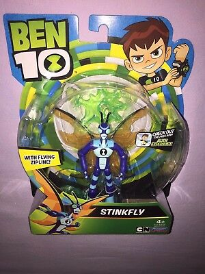 Ben 10 Stinkfly 4 Inch Action Figure  **new 2017 Release**