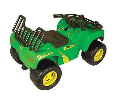 John Deere - Sit N Scoot Buck With Lights and Sounds - Learning Curve