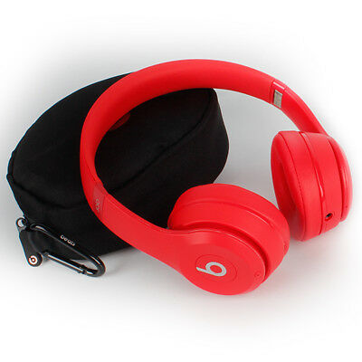 Beats By Dr Dre Solo Hd 3.0 Wireless Bluetooth Headphone Red