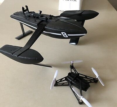 PARROT MINI DRONE hydrofoil Hybrid NO CAMERA Sailing drone WATER and AIR