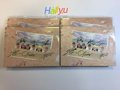 """NCT DREAM """"We Young """" 1st Mini   - Autographed(Signed) Promo Album"""
