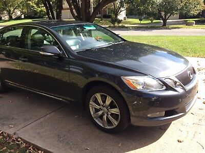 2011 Lexus GS 4 door Awesome 2011 Lexus GS 350 All Wheel Drive Sedan, One Owner, Navigation, Sunroof