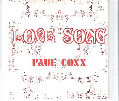 PAUL COXX - Love song
