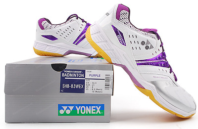 [YONEX] POWER CUSHION SHB-83WEX Unisex Badminton Shoes Free Tracking