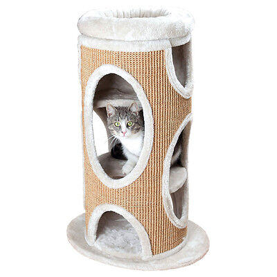 TRIXIE chat Tower osana gris clair pour chats, NEUF