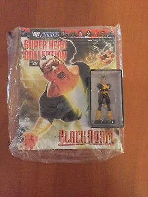 BLACK ADAM n.29 Eaglemoss supereroi DC