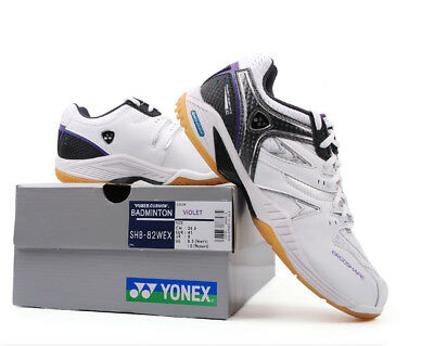 [YONEX] POWER CUSHION 82 Unisex Badminton Shoes Free Tracking SHB-82WEX