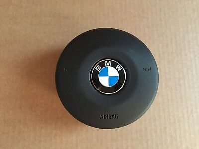 Genuine BMW M Sport steering wheel AIRBAG 3 4 5 6 7 X5 X6 series for driver used