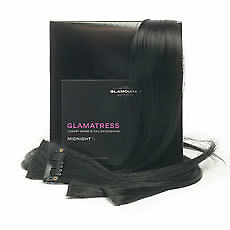Glamourati Glamatress Mane & Tail Extensions Midnight x 5 Pack
