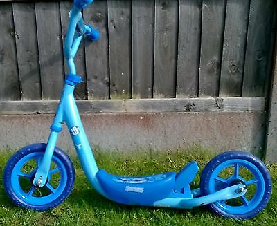 Lazytown 2 Wheeled Scooter Sportacus